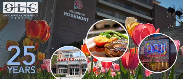 OLC Events - Things to do in Rosemont