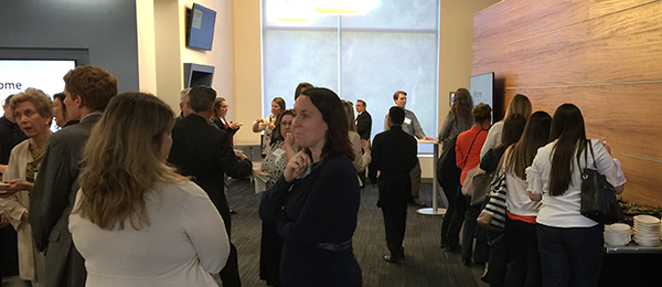 Networking time is an important part of event planning