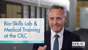 Video with Orthopedic surgeons about bio-skils labb at the OLC